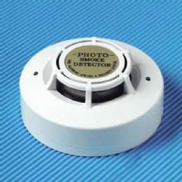HC-206B ( Optical(Photoelectric) Smoke Detector- for 12VDC Security System )