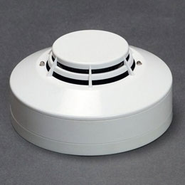 HC-206E ( Optical(Photoelectric Smoke Detector )